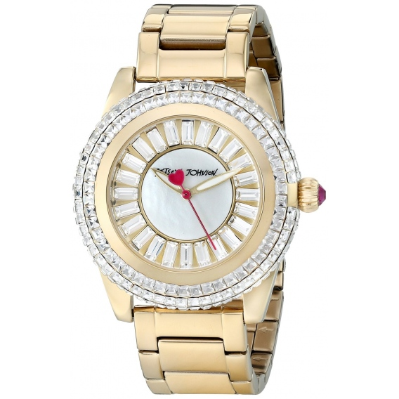 Часы Betsey Johnson BJK20301-02