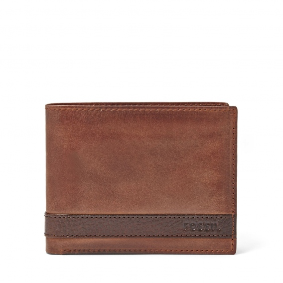Fossil plånbok med myntficka FO10313