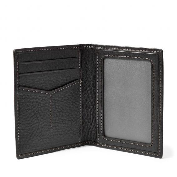 Fossil tegnebog med plads til kort FO10330