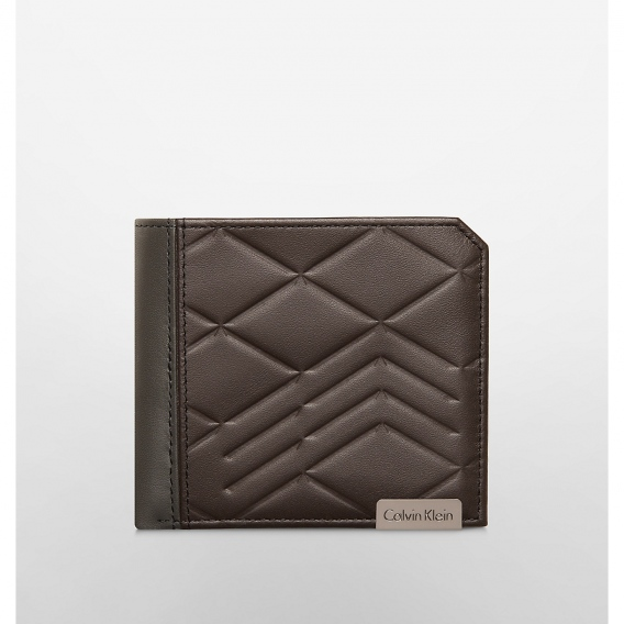 Calvin Klein tegnebog med møntlomme CK10382