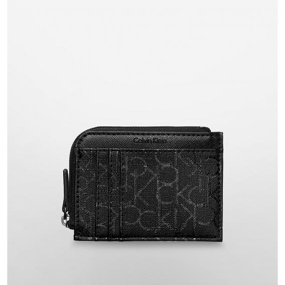 Calvin Klein tegnebog med plads til kort med møntlomme CK10385