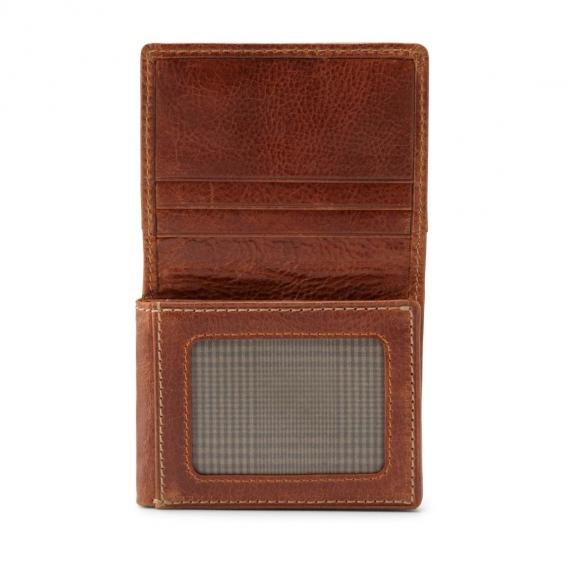 Fossil tegnebog med plads til kort FO10418