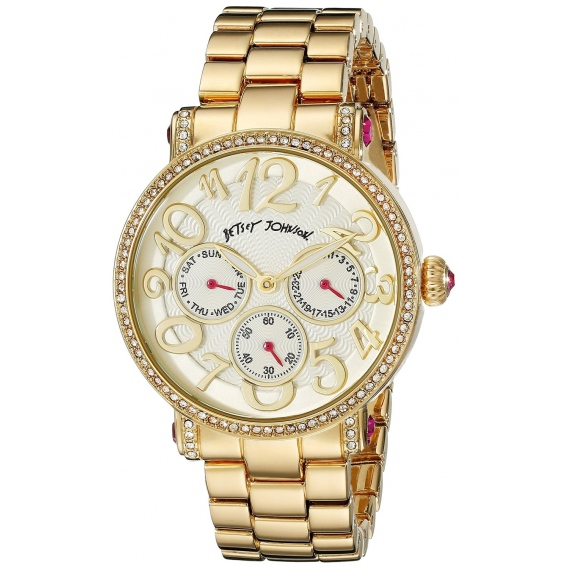 Часы Betsey Johnson BJK60492-06