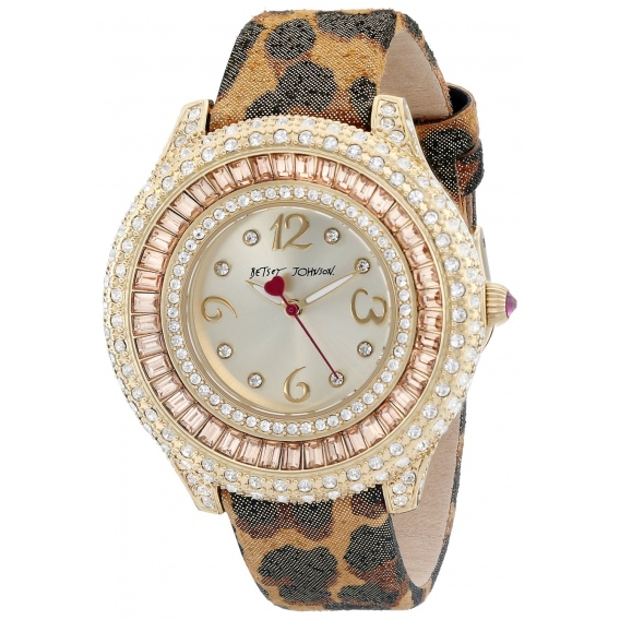 Часы Betsey Johnson BJK00432-08