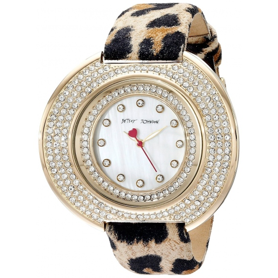 Часы Betsey Johnson BJK30486-02