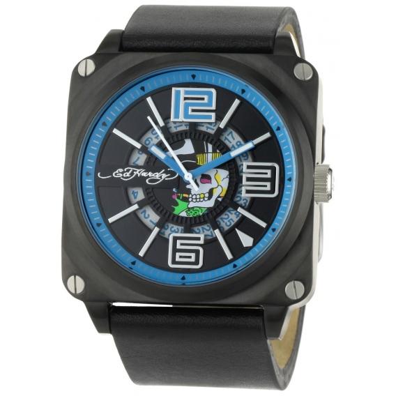 Часы Ed Hardy EHK3BL