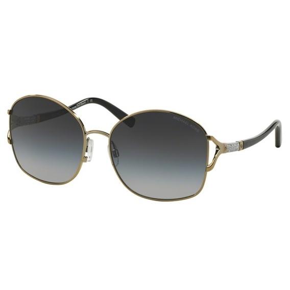 Michael Kors solbriller MKP04B392