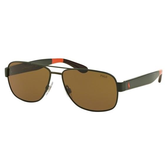 Солнечные очки Polo Ralph Lauren PRL097621