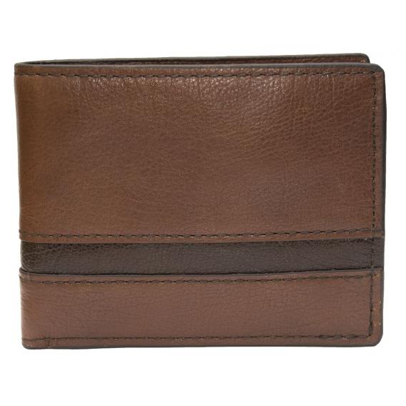 Fossil plånbok med myntficka FO10585