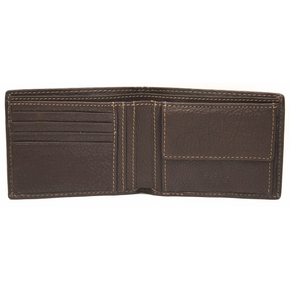 Fossil plånbok med myntficka FO10589