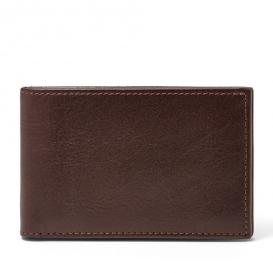 Fossil kortelių dėklas su monetų kišene