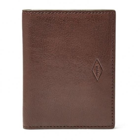 Fossil tegnebog med plads til kort FO10419