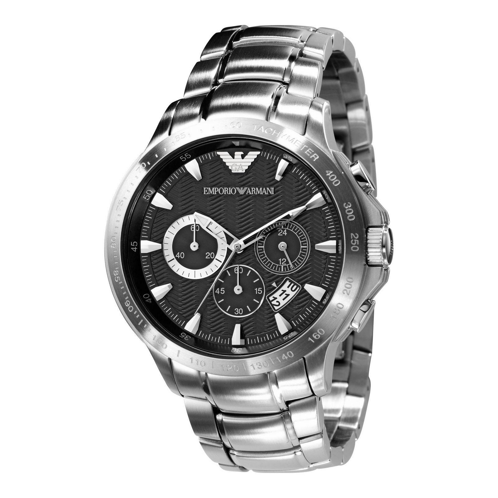 vita klockor för män