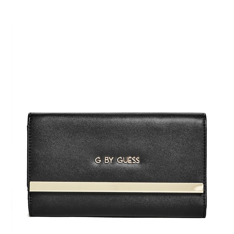guess plånbok svart