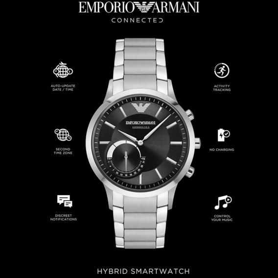 Emporio Armani hübriid-nutikell EAK743000