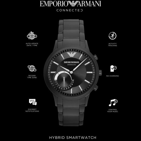 Emporio Armani hübriid-nutikell EAK283001