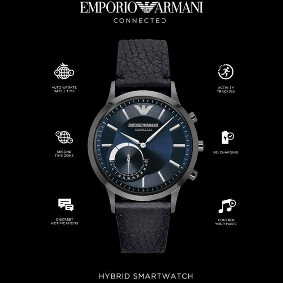 Emporio Armani hübriid-nutikell EAK923004