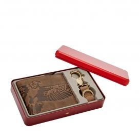 Fossil piniginė su monetų kišene