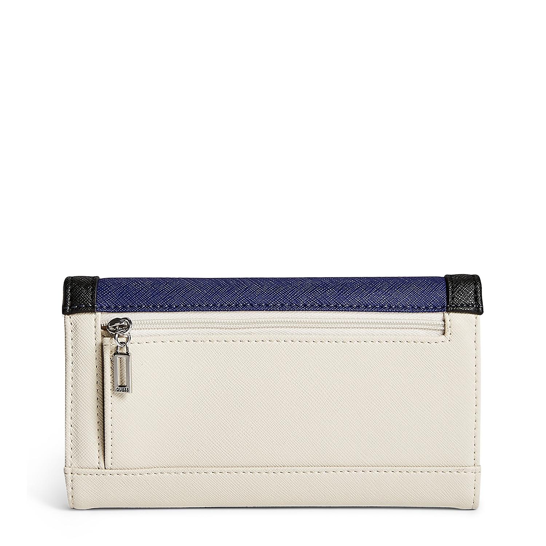guess plånbok vit