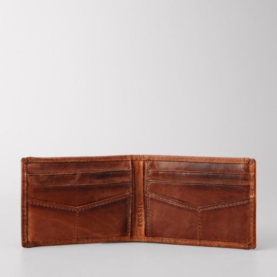 Fossil tegnebog med plads til kort FO891216