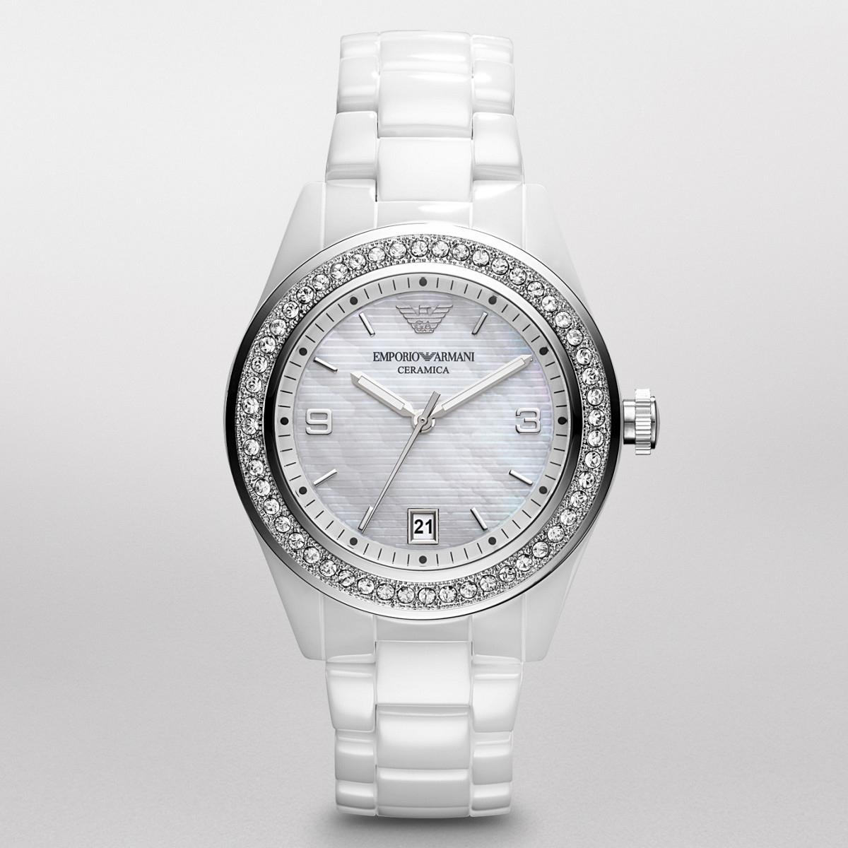 духами часы emporio armani женские белые ar1426 запахи могут заглушить