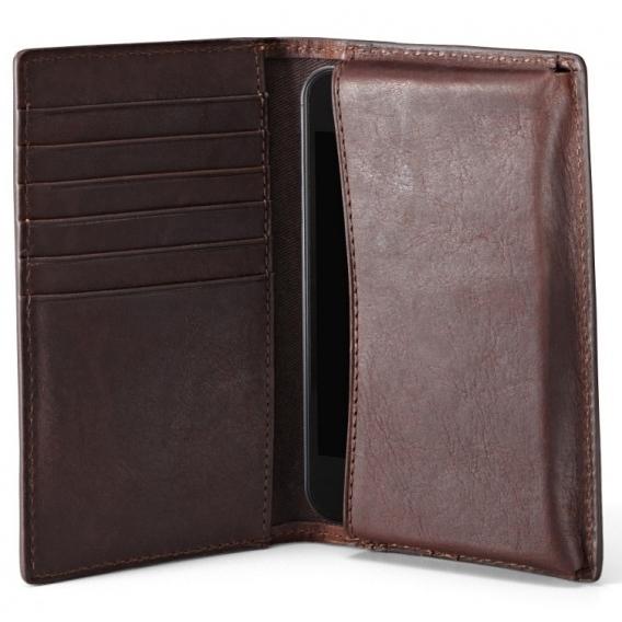 Fossil kortplånbok/mobilfodral för iPhone 5/5S FO8249171
