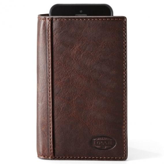 Fossil tegnebog med plads til kort/mobilfodral til iPhone 5/5S FO8249171