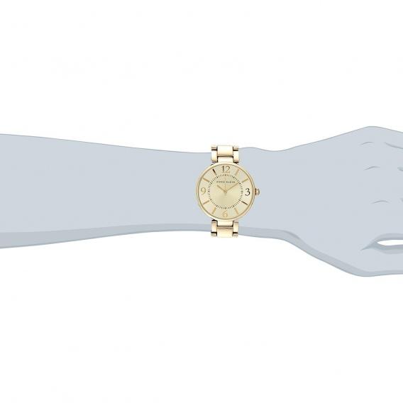 Часы Anne Klein AK-81CHGB