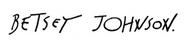 Betsey Johnson kellot